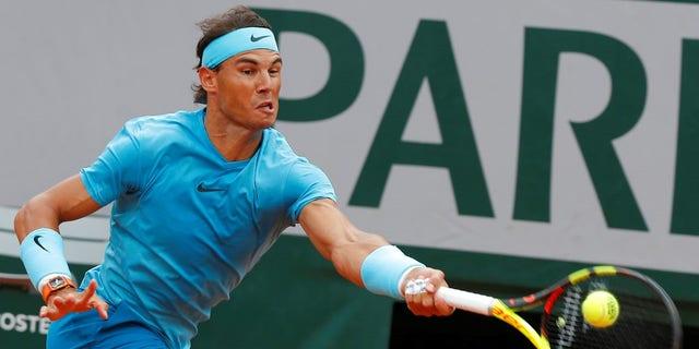 Rafael Nadal continued his record-extending 11th championship at Roland Garros.