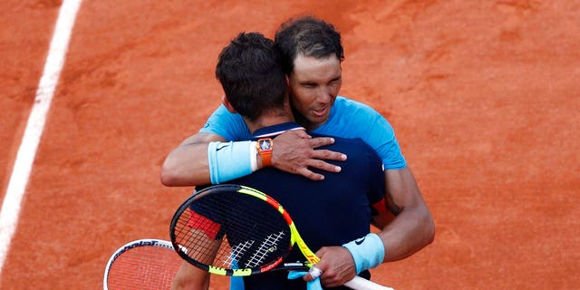 Rafael Nadal won his 11th French Open title on Sunday, beating Austria's Dominic Thiem.