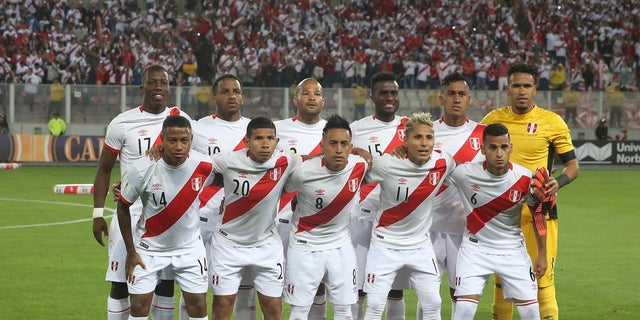 Peru is ranked No. 11 ahead of the tournament.