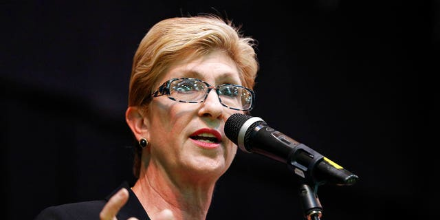 "Chris Giunchigliani, who goes by ""Chris G,"" is a 63-year-old former state legislator and teacher. She claims she was a progressive ""before it was a word."""