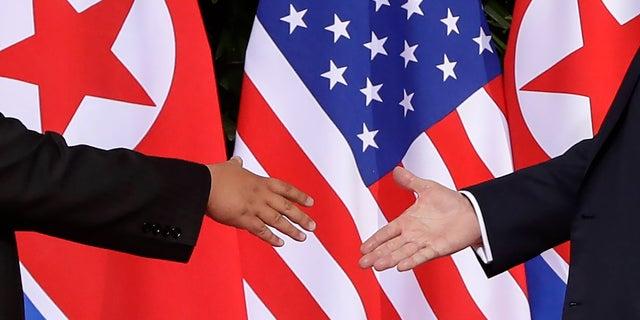 North Korea's Kim Jong Un and U.S. President Donald Trump met in Singapore last week.