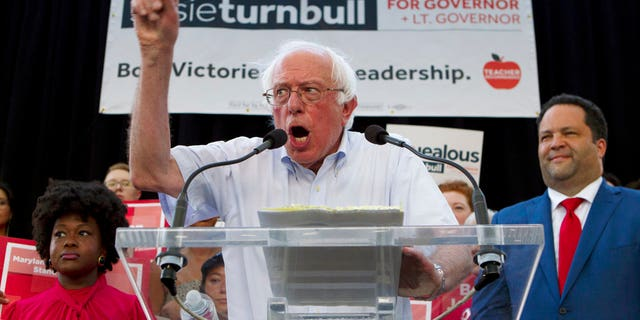 U.S. Sen. Bernie Sanders, I-Vt., remains the socialist movement's national leader.