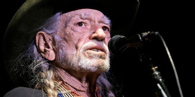 Willie Nelson performs in Nashville, Tenn., Jan. 7, 2017
