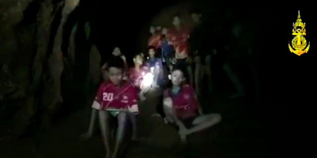 In a race against time, rescuers were hurrying to pump water out of the cave on Tuesday, as rainfall was expected to increase on Wednesday