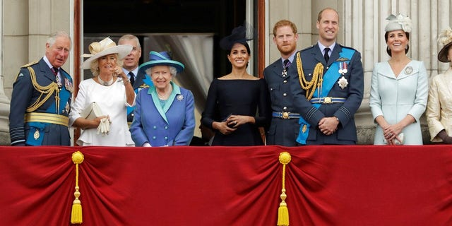 "Thomas Markle called the royal family ""outdated."""