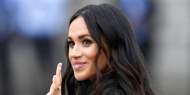 Meghan Markle, Duchess of Sussex.