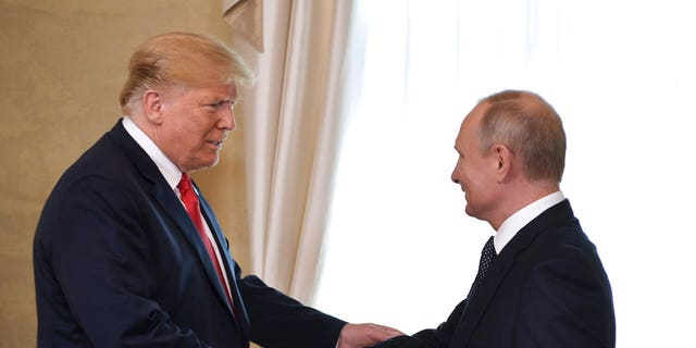 Trump's latest comments about Russia come after his highly criticized meeting with Vladimir Putin in Helsinki
