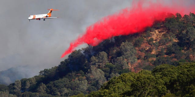 During an emergency, Cal Fire can call on private companies and federal aircraft for assistance, but that still leaves the agency's planes grounded.