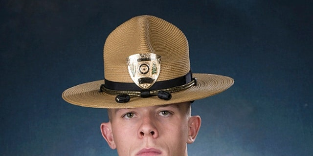 Arizona State Trooper Tyler Edenhofer died after he was shot by a suspect who used a trooper's gun.