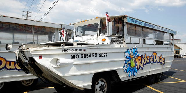 A lawsuit seeking $100 million in damages was filed Sunday, July 29, against the owners and operators of a duck boat that sank July 19.
