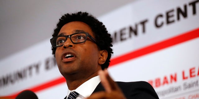Wesley Bell, a Ferguson city councilman, is running unopposed in the general election.