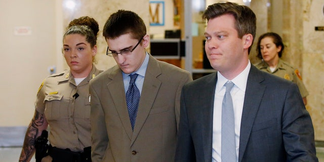 Michael Bever was 16 years old in 2015 when prosecutors say he and his older brother, Robert Bever, killed their mother, father, two younger brothers and 5-year-old sister at their suburban Tulsa home.