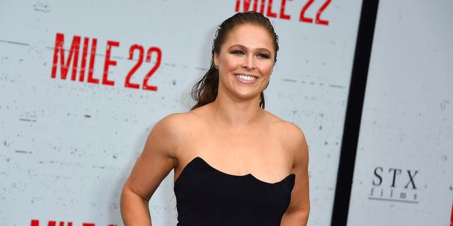 Former UFC and WWE star Ronda Rousey will compete on the competition series 'Game On!' on CBS.