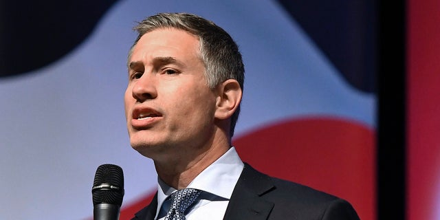 Bryan Stemerman is one of five Republicans hoping to earn the GOP nomination for governor in Connecticut.