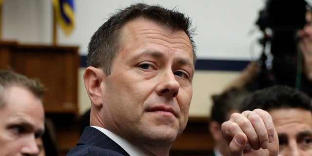 Former FBI Special Agent Peter Strzok exchanged anti-Trump text messages with his mistress Lisa Page.