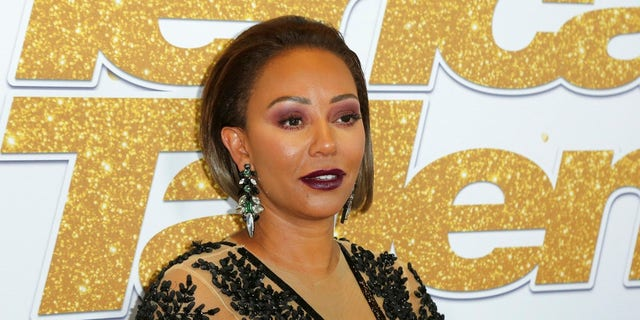 """In a preview of Wednesday's """"Ellen DeGeneres Show,"""" Mel B clarified earlier reports about why she's seeking treatment."""