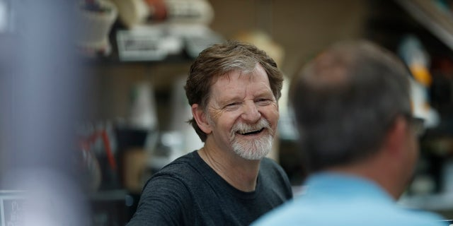 Colorado baker Jack Phillips is suing Colorado after officials ruled against him in another alleged discrimination case in which his shop refused to make a cake celebrating a gender transition.