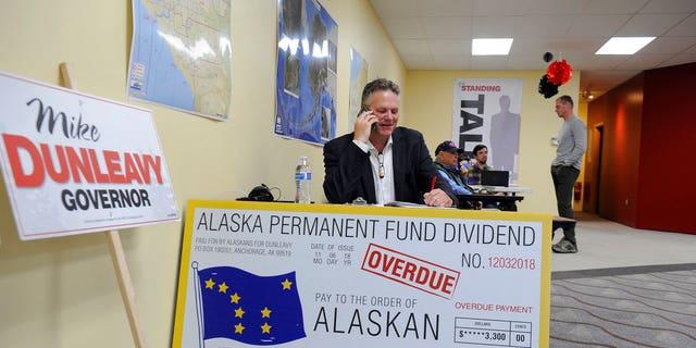 Aug  21 primary results: Alaska, Wyoming   Fox News