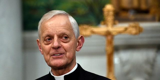 Cardinal Donald Wuerl is the Archbishop of Washington.