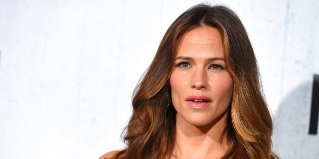 "Jennifer Garner admitted she was worried people wouldn't like her new film, ""Peppermint."""