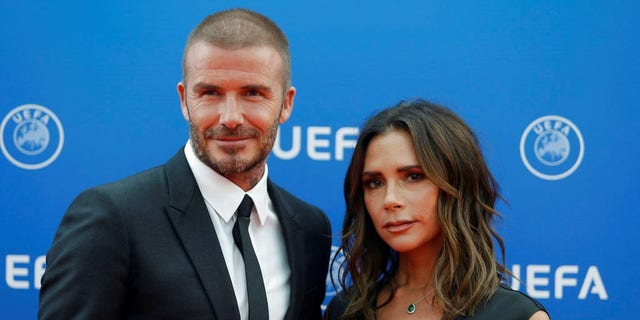 "David Beckham says his and Victoria Beckham's marriage is ""always hard work"" in a new interview with ""The Sunday Project"" via The Mirror, which published a preview clip."