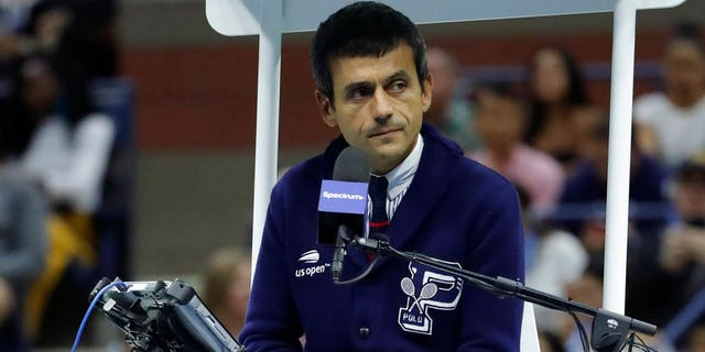 "Chair umpire Carlos Ramos said he is ""fine"" amid the media storm after the U.S. Open final."