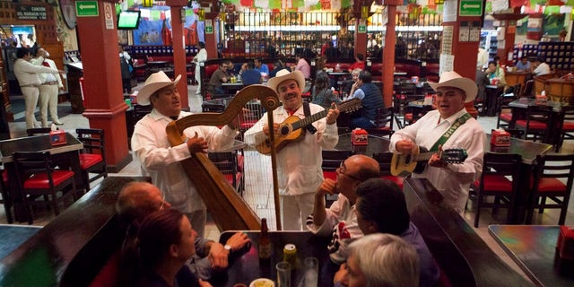 At the Tenampa, which bills itself as having first brought mariachi troupes to the plaza in the 1920s, a manager said it was business as usual Saturday despite a brazen Friday night shooting.