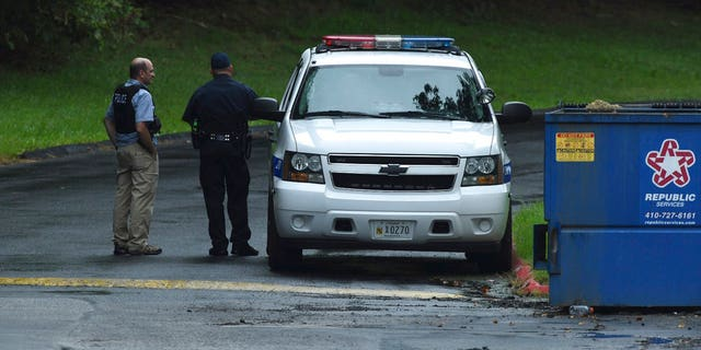 Authorities say multiple people have been shot in northeast Maryland.