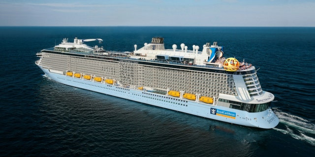 The first in the Quantum Ultra Class of Royal Caribbean ships. Accommodating 4,246 guests at double occupancy, she will be the largest and most expensive ship in Asia when she sails from Shanghai, China in June 2019.