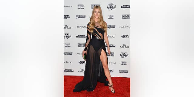 Nina Agdal has a fitness app called The Agdal Method.