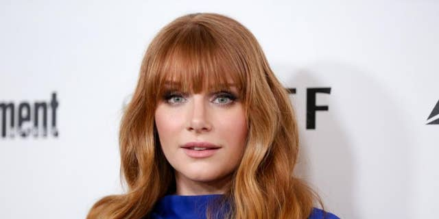 Bryce Dallas Howard shared on social media on Thursday that she has graduated from New York University.