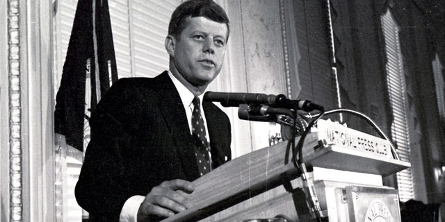 Fifty-four years after the assassination of President John F. Kennedy, two U.S. lawmakers who lived through the ordeal are calling for the declassification of thousands of pages of long-secret government documents related to his death.