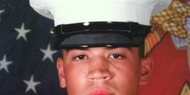 Cpl. Christopher J. Orlando.