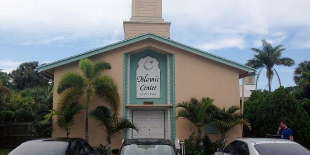 The Islamic Center of Fort Pierce.