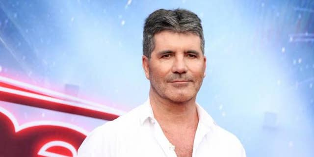 "Simon Cowell got emotional during an audition on ""Britain's Got Talent."""