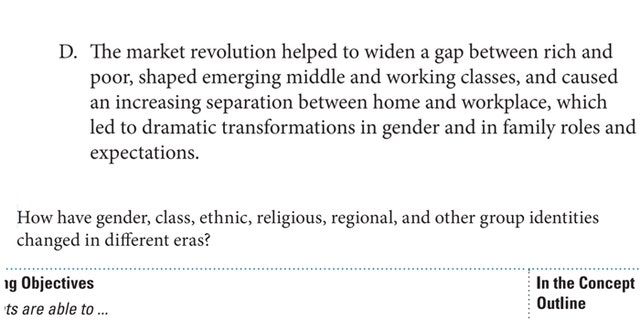 Questions from the old AP US History exam were deemed anti-American by some.