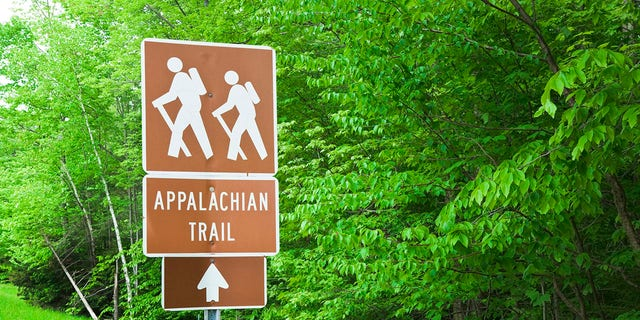 A couple is taking their 15-month old daughter on a 2,200 mile hike along the Appalachian Trail.