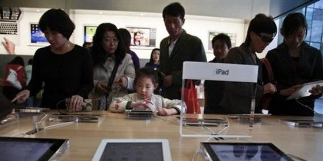Proview Technologies is fighting Apple over the use of the iPad name in China.