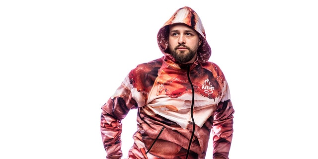 Only the most serious carnivores will be receiving a pair of the limited-edition Meat Sweats.