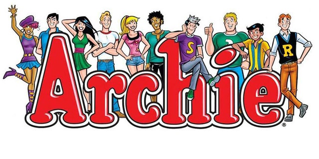 This comic image released by DC Comics shows characters from the Archie's comic book series.