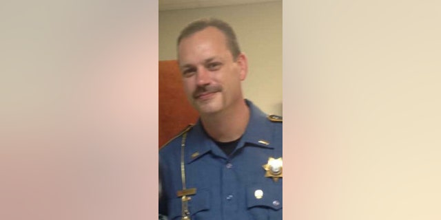 Lt. Kevin Mainhart, of the Yell County Sheriff's Department.