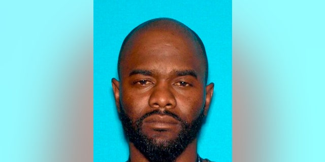 In this undated photo provided by the Vallejo Police Department, Andrew Powell, 41, is seen. Powell targeted two Northern California police officers who were taking a break at a coffee shop in an ambush that was foiled when his gun malfunctioned, a police chief said Monday, Oct. 17, 2016.