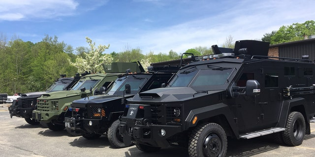 Currently in over 800 local departments, the BearCat has been used in nationally covered riots and protests, most notably in Ferguson, Miss. and Baltimore.