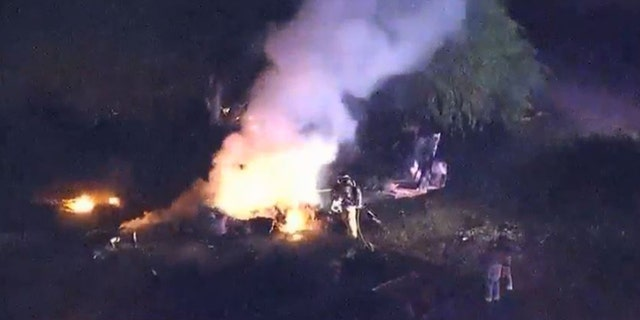Six people were killed after a small plane crashed shortly after takeoff in Scottsdale, Ariz. on Monday.