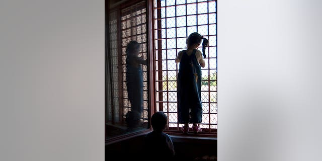 More than 600 children under the age of 6 are reported to be in prisons across Turkey.