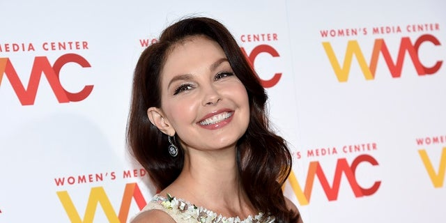 Ashley Judd said she broke her leg after falling in the rainforest in the Congo.