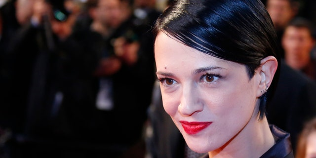 Asia Argento in 2014.