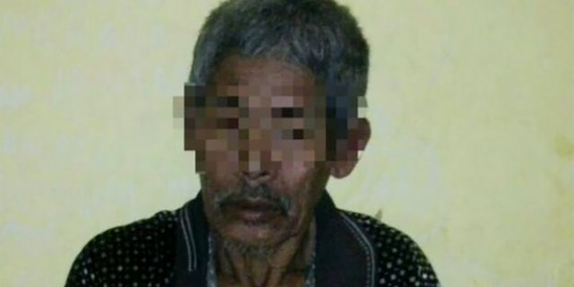An 83-year-old shaman is accused of keeping a girl captive for 15 years and using her as a sex slave.