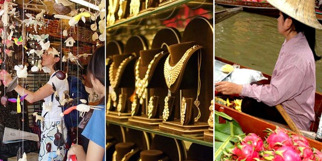 With these tips on how to haggle, you'll never get taken again when shopping the markets overseas.
