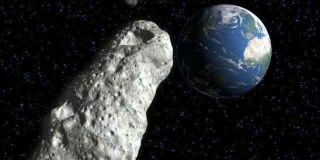 NASA Asteroid 2002 NN4: Space rock to zoom past Earth THIS WEEKEND